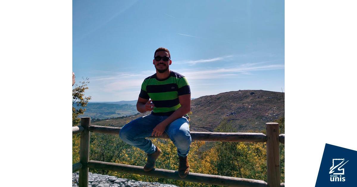 Aluno formado no Grupo Unis conta experiência de Dupla titulação em Portugal