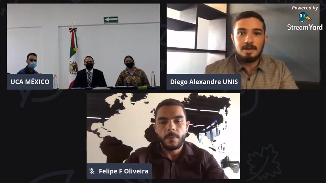 Grupo Unis firma convênio de colaboração com instituição mexicana Universidad Cuauhtémoc