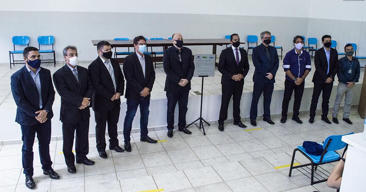 Primeiro NAF Aduaneiro do Sul de Minas é inaugurado